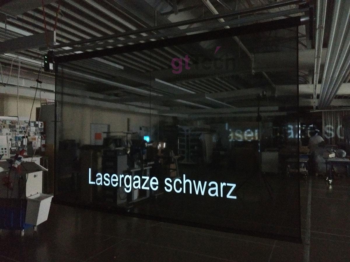 Projektionsgewebe von GT-TECH Laser