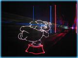 Lasergaze // Laserscrim // Lasergewebe