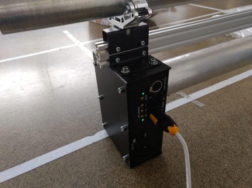 DMX-High-Speed-Motorleinwand