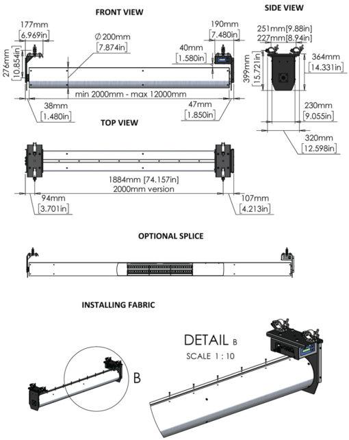 high-speed-dmx-motorleinwand_5-12m_drawing1
